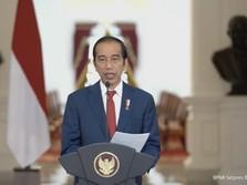 Jokowi Beber Risiko Kejahatan Siber Hingga Bocor Data Fintech