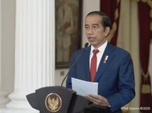 Jokowi Cerita Inklusi Keuangan RI Masih Payah Vs Thailand Cs