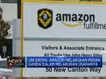 Uni Eropa Gugat Amazon dengan Tuduhan Monopoli Pasar