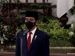 Dari Puan Hingga Luhut, Ini Para Penerima Bintang dari Jokowi