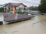 Dihantam Topan Vamco, Filipina Banjir Setinggi Rumah