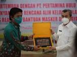 Pertamina Hulu Rokan Beri Bantuan 200 Ribu Masker untuk Riau