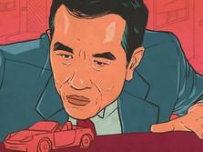 Top! Awal Tahun Depan Jokowi Mulai 12 Proyek Tol Baru