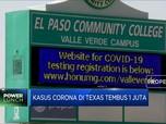 Kasus Covid-19 di Texas & Italia Tembus 1 Juta