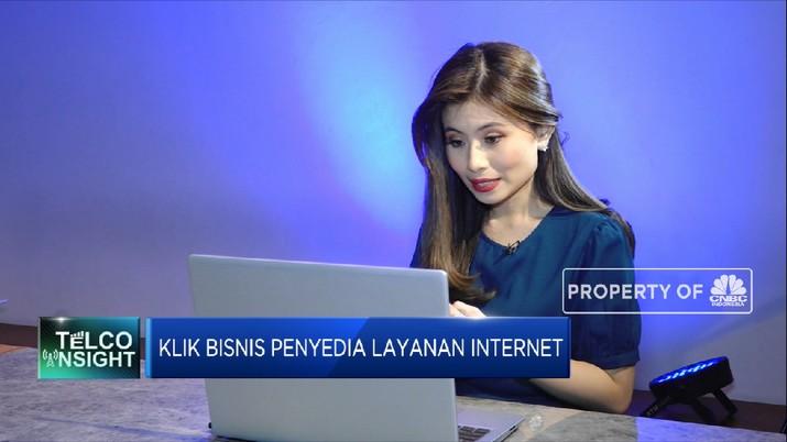 Link Net: Layanan Internet Catat Kenaikan 51% Saat Pandemi(CNBC Indonesia TV)