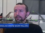 Teknologi Drone Basmi Malaria