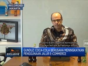Pandemi, Coca-Cola Tingkatkan Penjualan di Platform Digital
