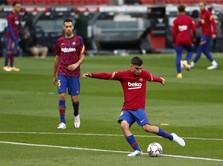 Wonderkid Barcelona Pedri: Saya Belajar dari Lionel Messi