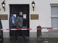 Pelaku Penembakan Kedubes Arab Saudi di Belanda Ditangkap!