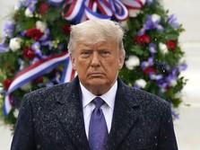 Trump Lempar 'Bom' China, Sanksi CNOOC di Laut China Selatan