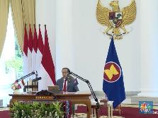 Jokowi Resah, Situasi di Laut China Selatan Makin Memanas