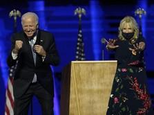Dipakai Jill Biden, Gaun Rp 80 Juta Ini Ludes Terjual