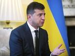 Presiden Ukraina Volodymyr Zelensky Masuk RS Gegara Covid-19