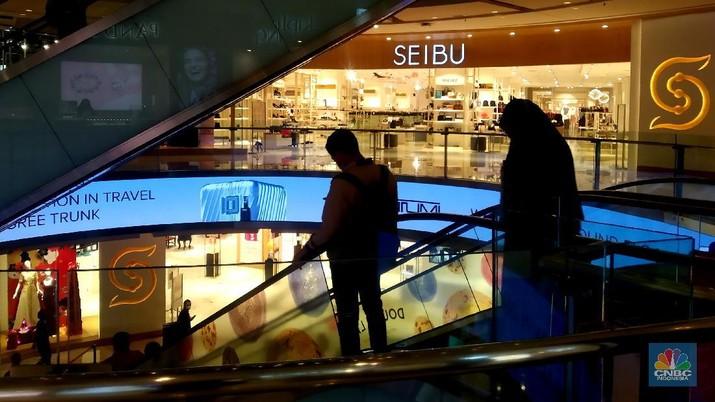 Seibu (CNBC Indonesia/ Muhammad sabki)