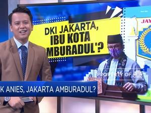 Pak Anies, Jakarta Amburadul?