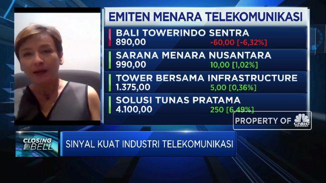 BALI Trafik Internet Naik, Revenue Industri Menara Tumbuh 30%