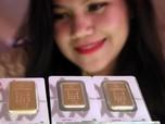 Nyesek! Harga Emas Antam Ambrol 1,6%, Termurah Sejak Juli