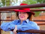 Hartanya Rp 412 T, Wanita Tambang Ini Orang Terkaya Australia