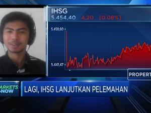 IHSG Diwarnai Aksi Ambil Untung, Ini Rekomendasi Analis