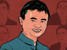 Bak Hilang Ditelan Bumi, Kemana Perginya Jack Ma?