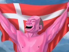 Sederet Fakta Bahagianya Jadi Warga Denmark