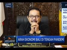 Ekonomi Ambles Akibat Covid-19, Ini Curhatan Sedih Wagub Bali