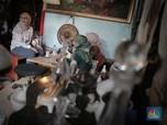 Yuk ke Kebayoran Vintage, Surga Barang Antik di Jaksel