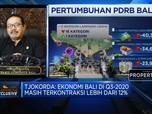 Wagub Bali: Q4-2020, Ekonomi Bali Diproyeksi Belum Akan Pulih
