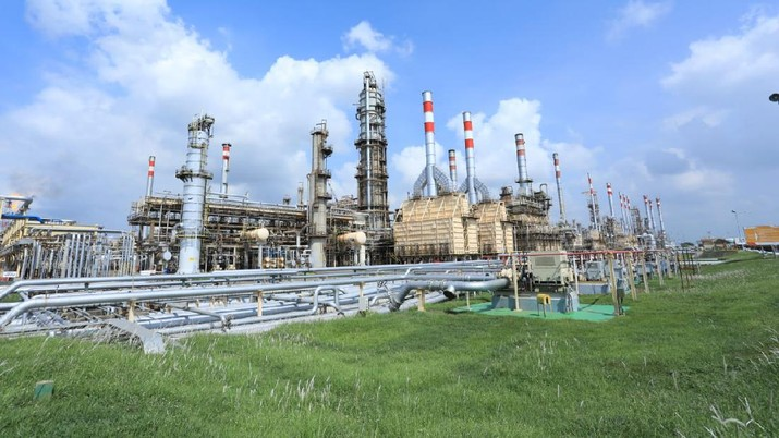 Pertamina Uji Coba Green Diesel di Kilang Cilacap (Dok. Pertamina)