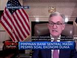Pimpinan Bank Sentral Masih Pesimis Soal Ekonomi Dunia
