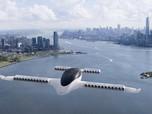 Intip Taksi Terbang Made in Jerman, Bisa Diorder Online