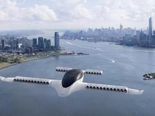 Canggih! Sebentar Lagi Taksi Terbang Hiasi Langit AS