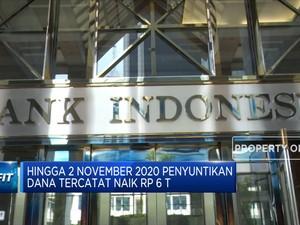 BI Suntik Perbankkan Rp 672 T Per 2 November 2020