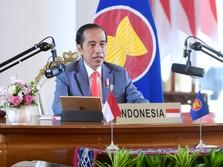 Jokowi Dorong ASEAN+3 Bikin 'Senjata' Hadapi Pandemi
