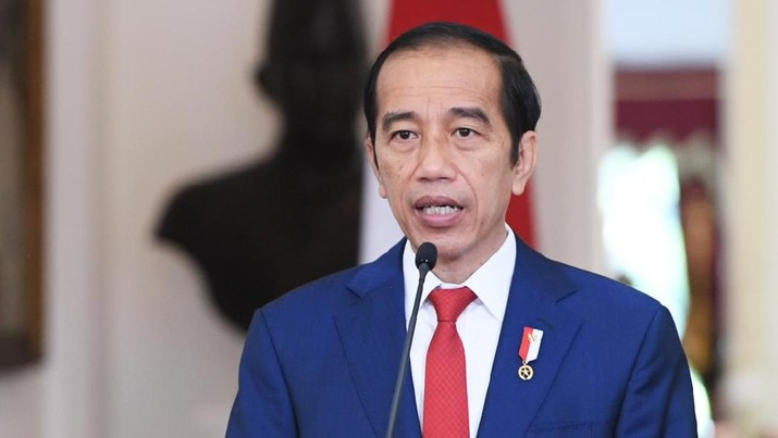Sambutan Presiden Jokowi pada ASEAN Business and Investment Summit (ABIS) 2020, 14 November 2020. (Foto: Lukas - Biro Pers Sekretariat Presiden)