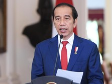 Jokowi: Saya Tegaskan, Keselamatan Rakyat Hukum Tertinggi!