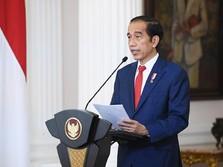 Jokowi: Saya Siap Jadi yang Pertama Disuntik Vaksin Covid-19
