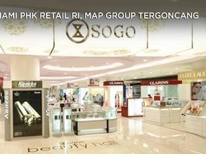 Tsunami PHK Retail RI, MAP Group Tergoncang