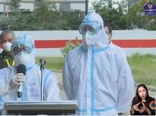Permohonan dari Dokter di Wisma Atlet: Hindari Kerumunan!