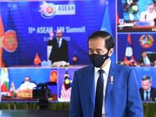Jokowi Singgung Masih ada Menteri yang Belum Berani, Siapa?