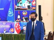 Jokowi Buka-bukaan Soal Kedekatannya dengan Muhammadiyah