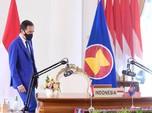 Jokowi Hingga Terawan Dapat Sentimen Negatif Selama Pandemi