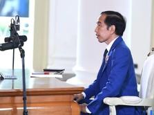 Sederet Aksi Jokowi Saat 'Ngamuk' di Depan Para Menteri