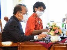 Blak-blakan Menlu Retno Soal Perjanjian Dagang Terbesar Dunia