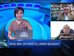 BMSI-BRI Indikasikan Optimistis Kebangkitan Bisnis UKM