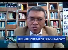 BRI Luncurkan Indeks Aktivitas UMKM BMSI, Ini Keunggulannya