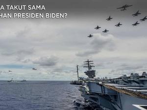 China Takut Sama Menhan Presiden Biden?