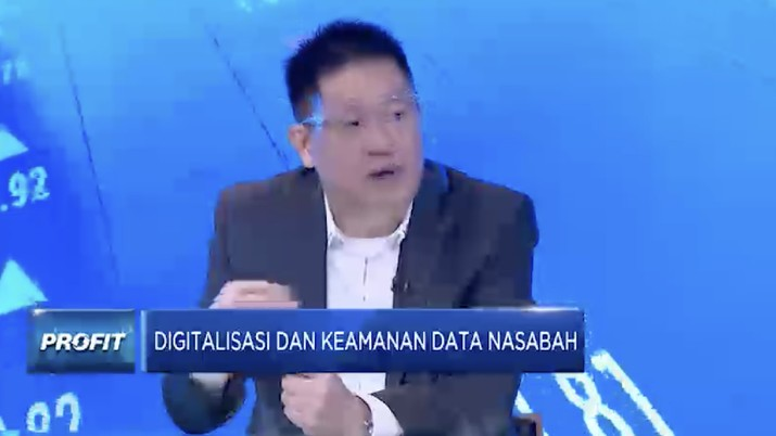 Country Director Fortinet Indonesia Edwin Lim