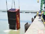 Ada Kapal Karam, Operasional Teluk Lamong Tetap Lancar