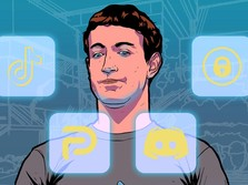 Ini Pesaing Baru Facebook, Akankah Dicaplok Mark Zuckerberg?